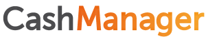 CM logo text